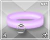 A| Lilac Cuff Set (M)