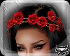 ! Hair Roses RedGold