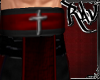 R: Custom Red Tabard