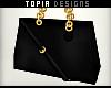 Black Handbag, (Furn)