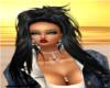 B66/ANA BLACK/HAIR