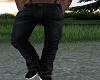 Black Simple Jeans