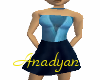 AD Design blu Dress