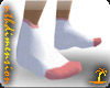 Warm Wooly Socks Pink