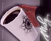 M:Snowflake Coffee Cup