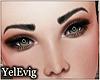 [Y] Eyebrow 3 black