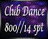 [BB]Club Dance 800/14spt