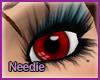 [n] Red Glam Eyes
