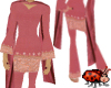 Salwar Kameez-Pink/Coral