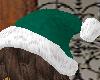 Green Christmas Hat
