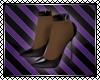 Black Maid Heels