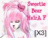 [X3]Sweetie Bear HairA F