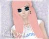 amea hair   pastel