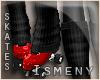 [Is] Roller Skates Red B