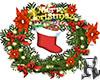 Christmas Wreath Colors