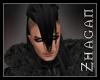 [Z] DaR Hair black