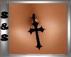 Black Cross Moveable