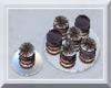 Individual Tiny Cakes