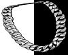 big silver chain