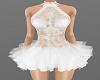 H/White Tu Tu Dress
