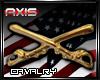 AX - Cavalry Pin