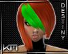 +KM+ Destiny Copper/Grn