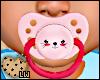 >Kid Bunny Pacifier
