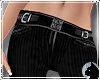 !Cord Jeans Black