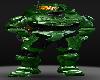 Spartan Helm Green