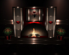 LOVERS FIREPLACE