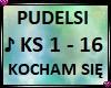 Pudelsi - Kocham sie KS1