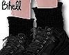 👣 Black Socks .:Add: