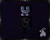 🐰 Retro cat clock