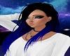Sassy Blue-Black Angel
