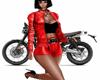 LKC Biker Girl