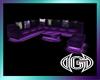 Neon Lounge Set *Purple