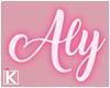 |K 💖 Aly