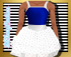 ~M~BOOBOO KID DRESS BLUE