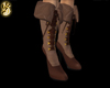 Airship Pirate Boots