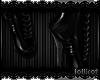.L. Latex Ballet Boots