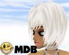 ~MDB~ IVORY ANGIE HAIR