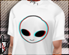 ♆ 3D Alien 'M