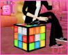 [DP] Puzzle Cube Seat