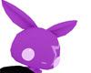 Purple StarBunny