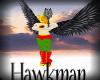 Hawkman Battle Helmet