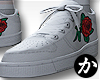 K  Shoes Rose Edition