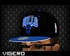 ChicagoBulls SnapB Blue