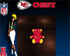Chiefs Teddy Bear