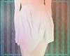 ◐ White Skirt