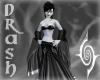 Mistress Shawl Black